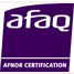 certification AFAQ garages chapelier ecquevilly coignieres