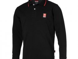 RENAULT TRUCKS LONG SLEEVE POLO - Taille m