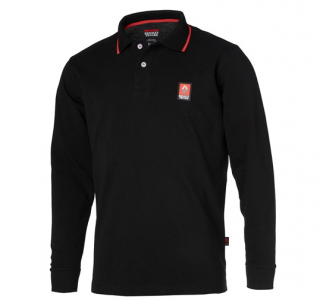 RENAULT TRUCKS LONG SLEEVE POLO - Taille S