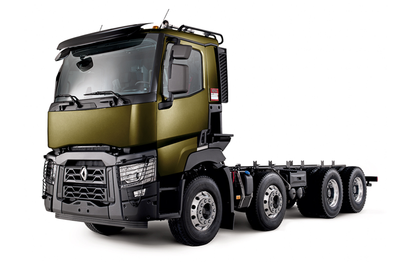 nouvelle gamme construction chapelier sas renault trucks coigni res ecquevilly v hicules. Black Bedroom Furniture Sets. Home Design Ideas